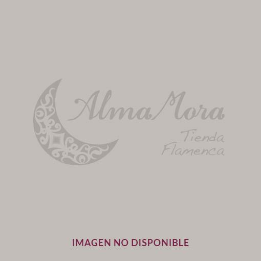 Peineta Nacar con —valos y caracolas