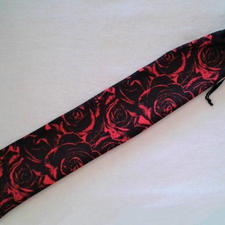 AF18A_Porta abanicos_rosas rojas