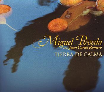 AUV03_CD_Miguel Poveda – Tierra de Calma