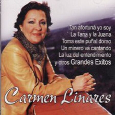 AUV20_CD_Carmen Linares-grandes exitos
