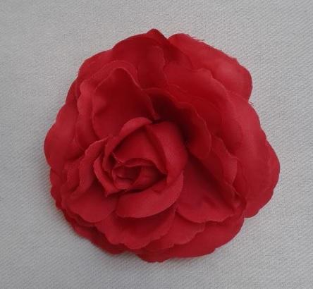 Med 1 rosa roja