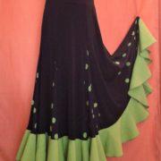 VI01P_Falda 6 cortes Negro lunar verde limon_LIV