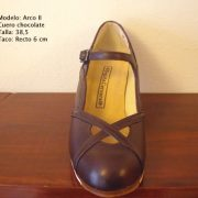 ZBC24 Pro Begona_Arco II_chocolate_38-5_frente_LIV
