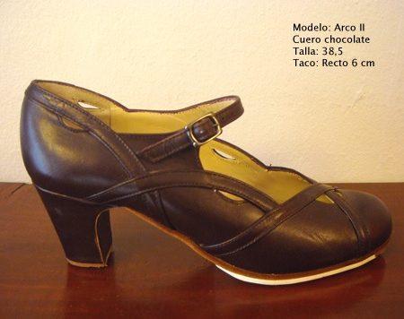 ZBC24 Pro Begona_Arco II_chocolate_38-5_lado