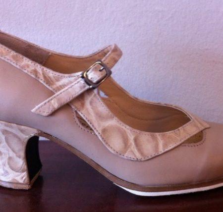 ZBC30 Zapato Flamenco Salon Correa II_35-5_37-5_39_lateral