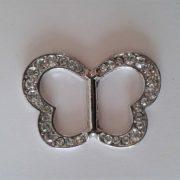 AN21C_Traba panuelo mariposa plata LIV