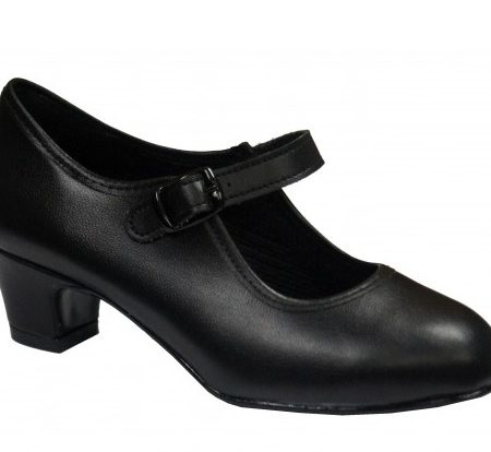 Zapato Feria negro
