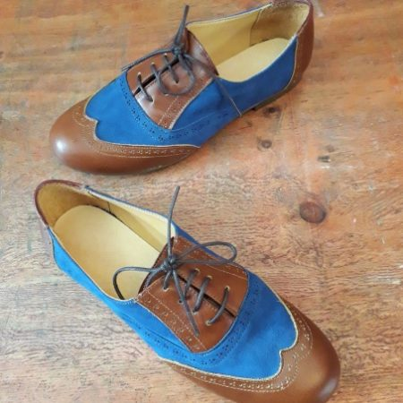 Oxford Azul 38 f3 LIV